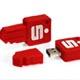 Sichert Daten und neue Kunden: Der individualisierte USB-Stick