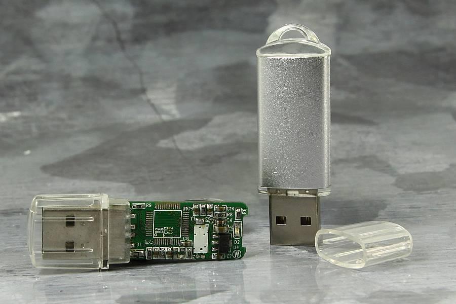Warum ist mein USB-Stick so langsam?
