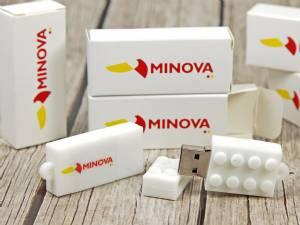 Individuelle USB-Sticks als Messegeschenk