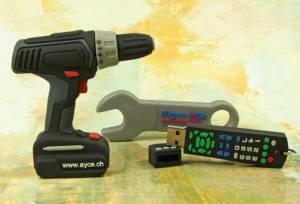 Messegeschenke - USB Stick als Geschenk und Give-away auf der Messe