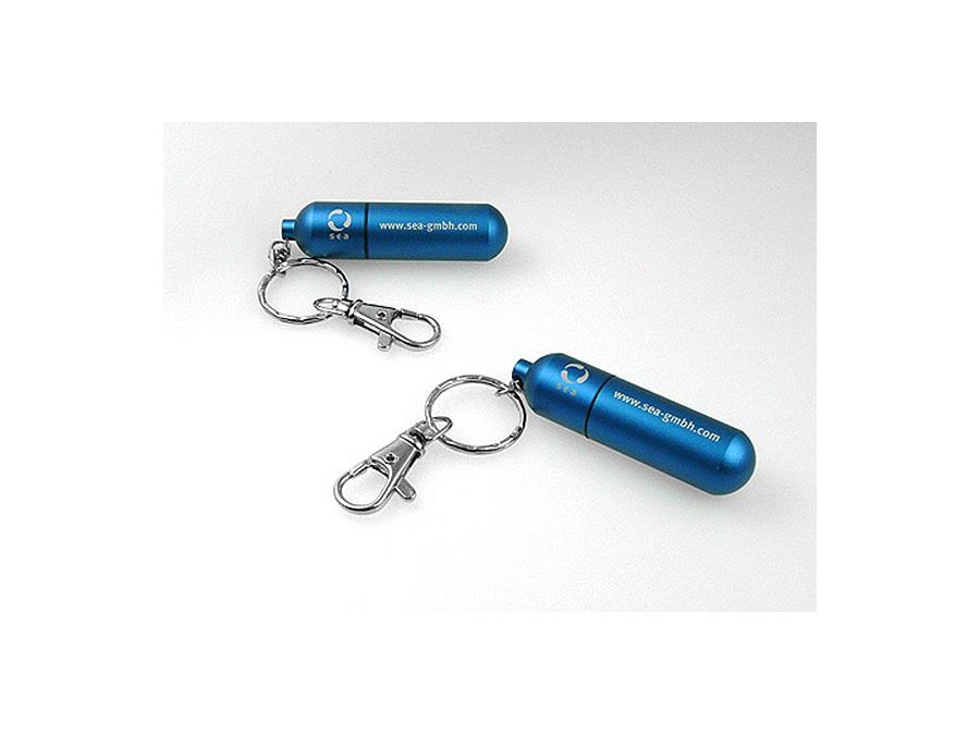 Wasserdichter USB-Stick mit Logo bedruckt