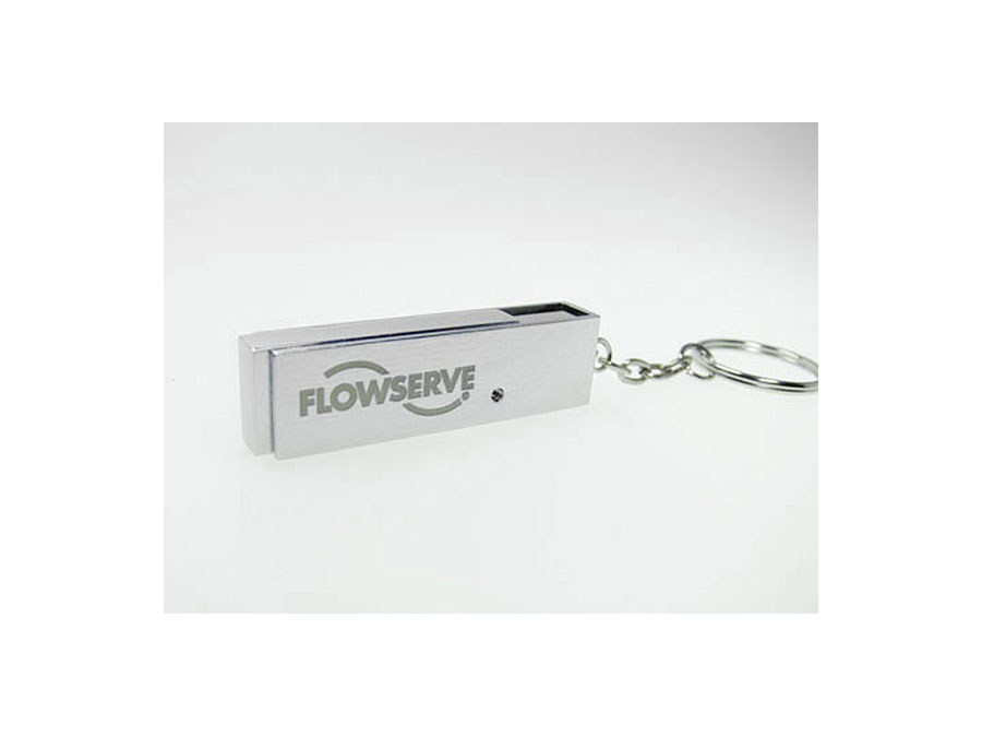 Metall USB-Stick mit Logogravur