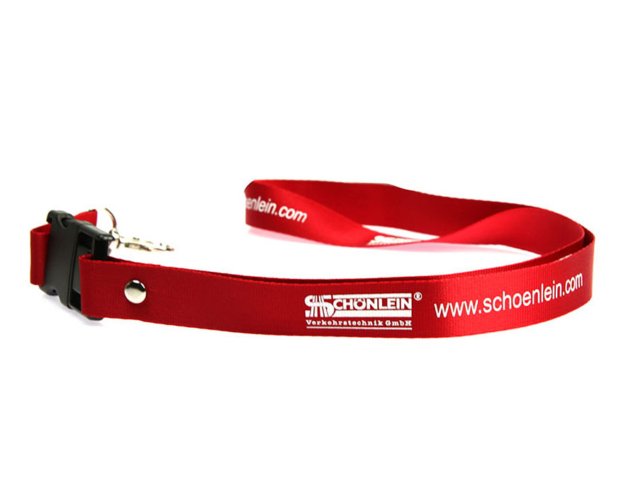 Schönlein Verkehrstechnik Lanyard Schlüsselband USB-Stick