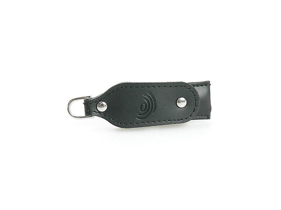 Leder USB-Stick mit Logoprägung