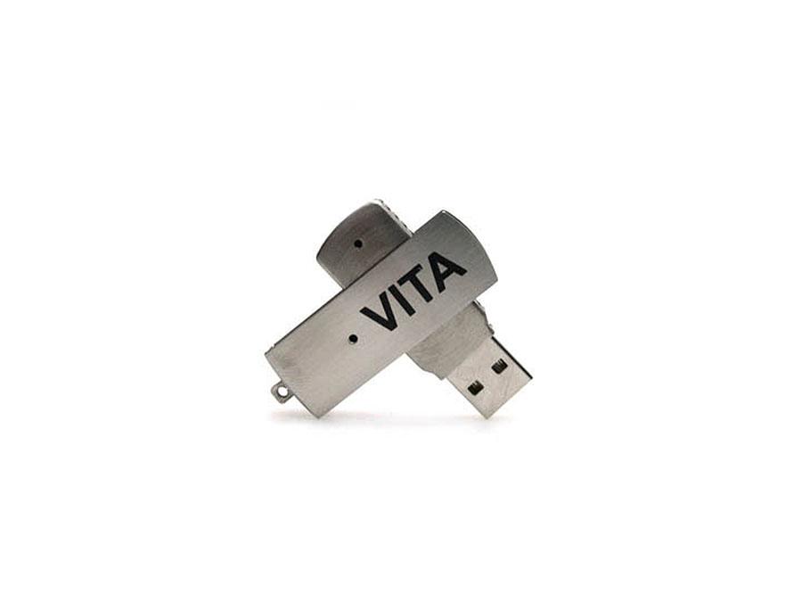 Metall USB-Stick mit Aufdruck
