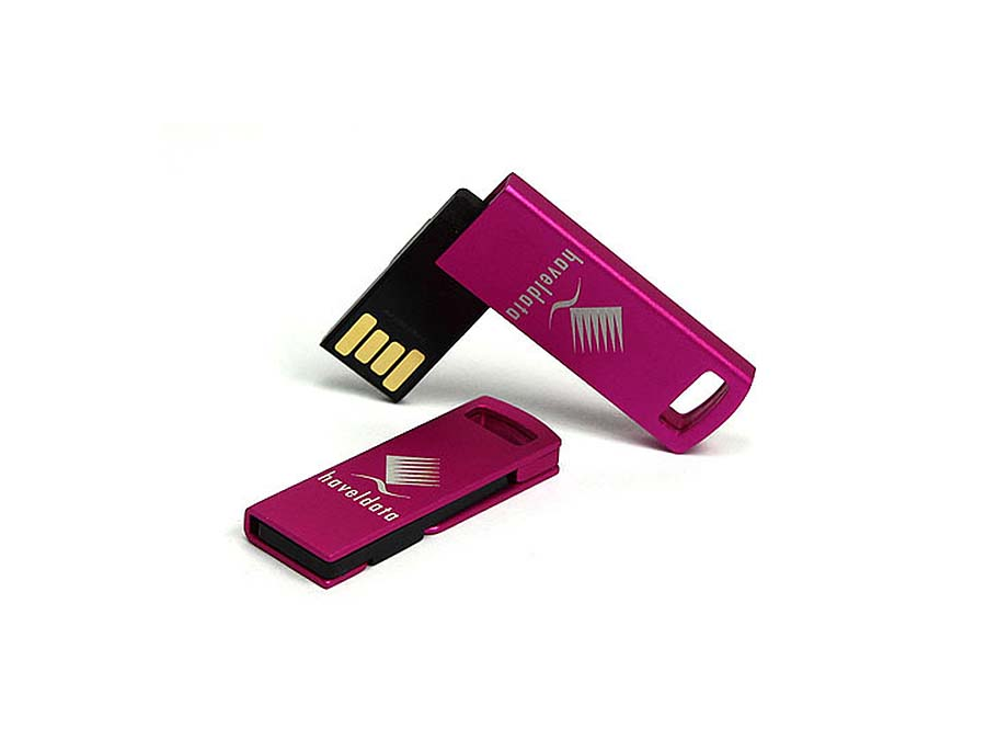 Haveldata Mini USB-Stick mit Logogravur