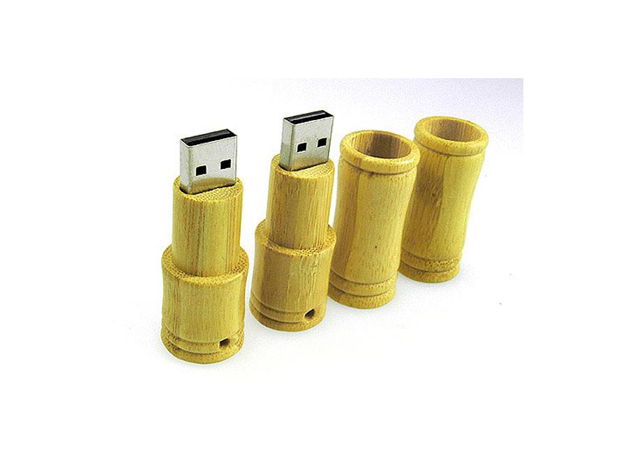 Werbeartikel Bambus USB Stick aus Holz