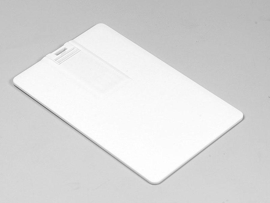 Geschenkkarte mit USB-Stick zum bunt bedrucken mit Logo und Motiven