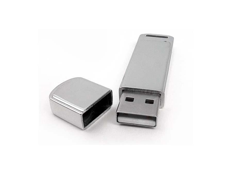 Hochwertigwer Metall USB-Stick mit Logo gravieren