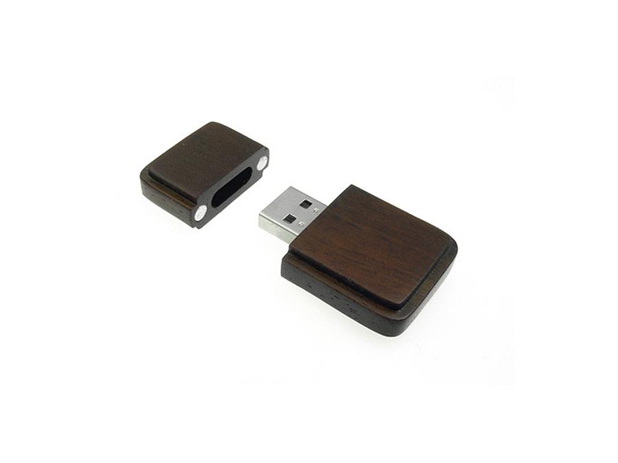 Holz USB Stick mit Logo für den iederverkauf