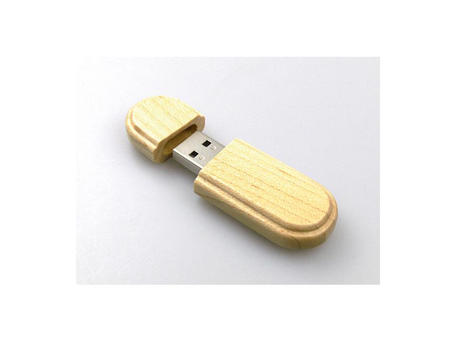 Holz USB Stick mit Logo für dne Wiederverkauf