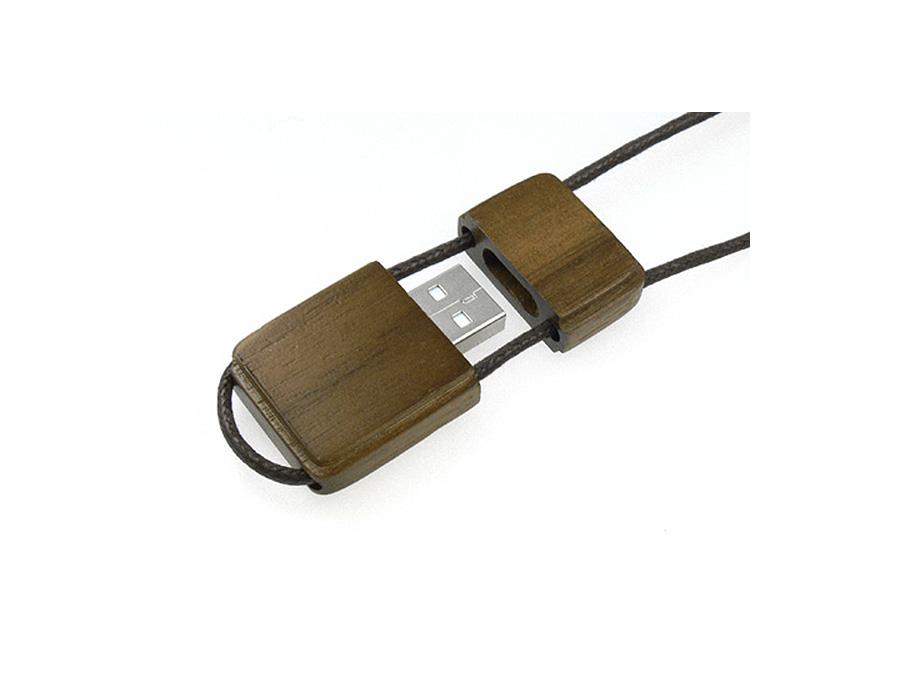 Holz USB Stick mit Gravur für Reseller