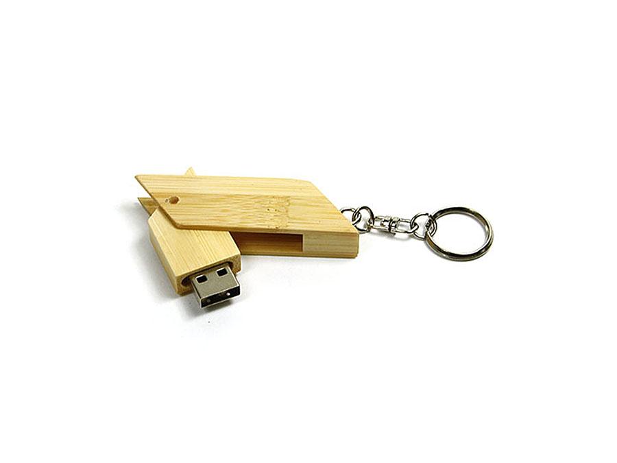 USB Holzdrehstick als Give Away