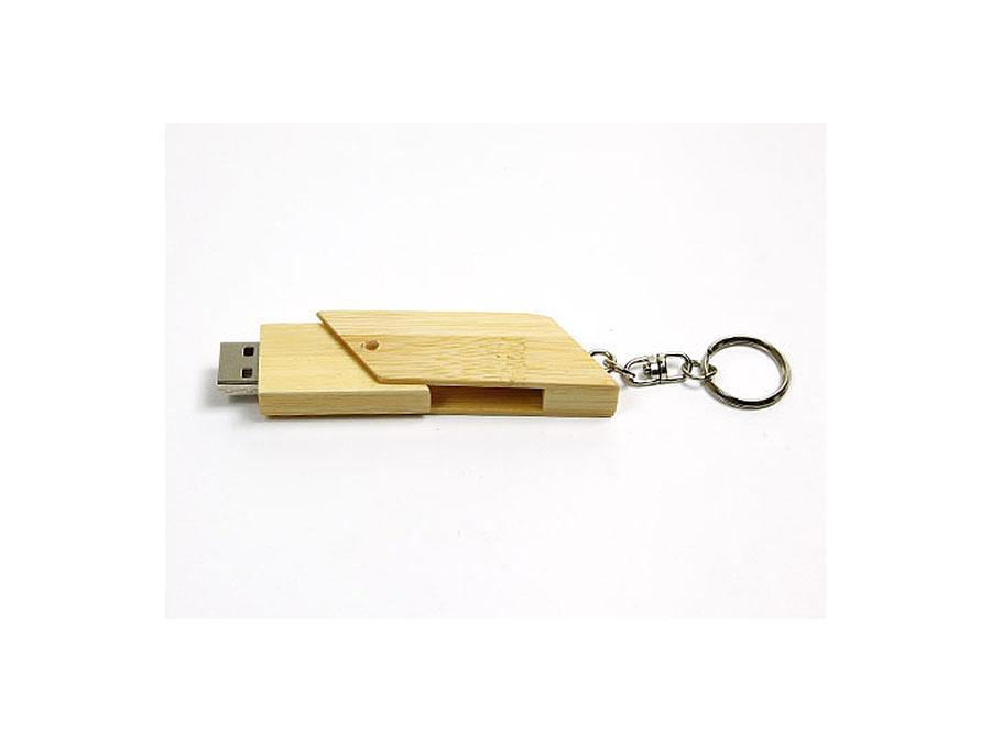 Holz USB Stick aus Bambus, ökologisch und nachhaltiges Give Away