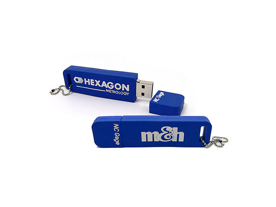 Hexagon Logo USB-Stick
