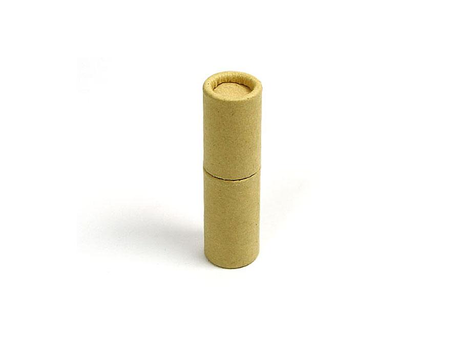 Runder Pappe Papier USB-Stick