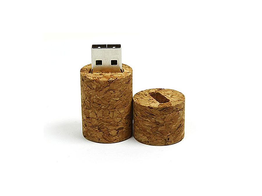 Flaschenkorken USB-Stick mit Logo