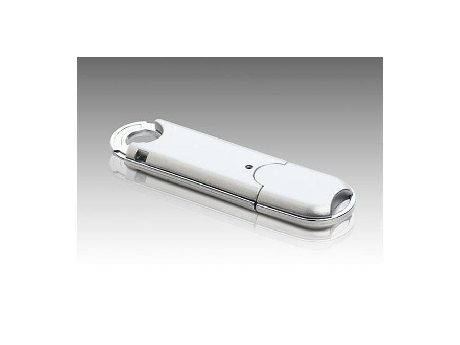 Edler Kunststoff USB-Stick mit individuellen Logo Aufdruck für Firmen
