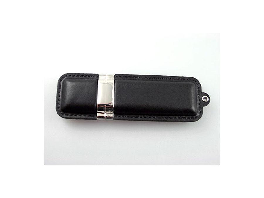 Edler Leder USB Stick zum Prägen und Bedrucken als Werbegeschenk für Wiederverkäufer
