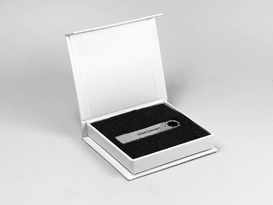 magnetbox geschenkverpackung usb sticks