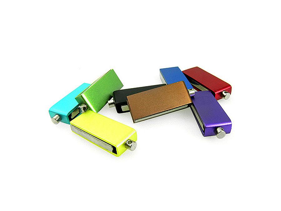 Metall Mini USB-Stick in vielen Farben zum gravieren