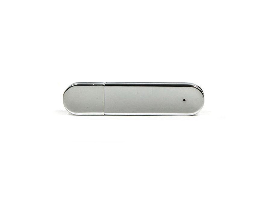 Vollmetall USB-Stick schwere Qualität mit Logofravur oder mehrfarbiger Aufdruck