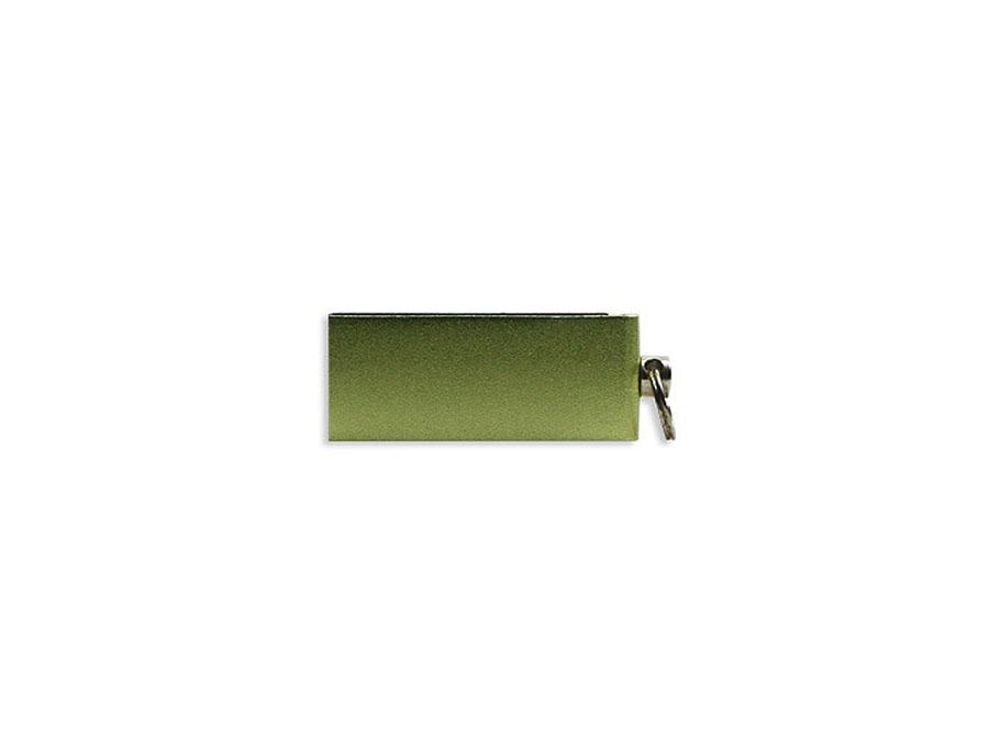 Mini Nano USB-Stick zum Drehen aus Metall