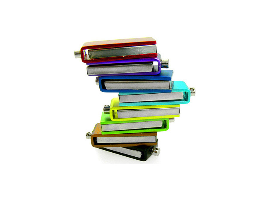 Mini USB-Stick au Metall in vielen Farben