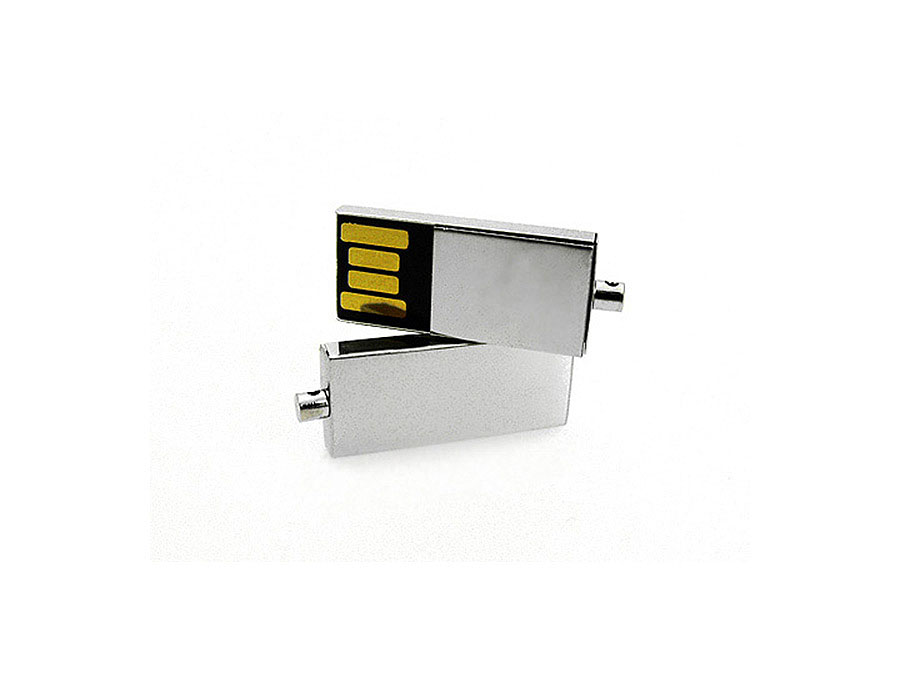 Piccollo USB-Stick superslim Platine USB-Stick mit Logo Metall Gravur