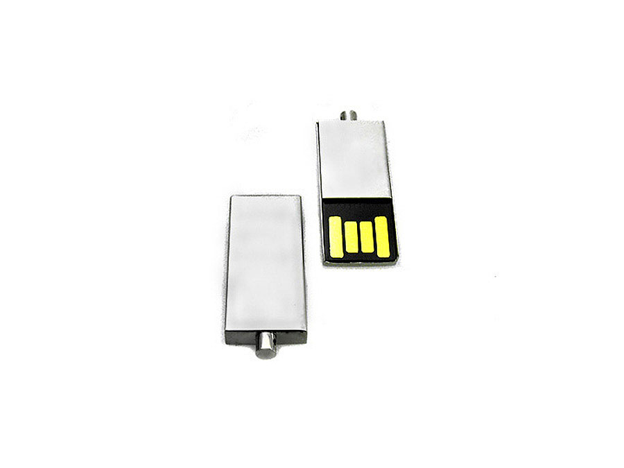 Mini-USB USB-Stick mit Logo Metall Gravur