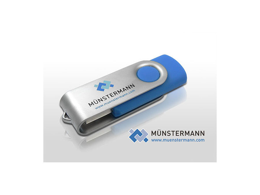 USB-Stick Münstermann