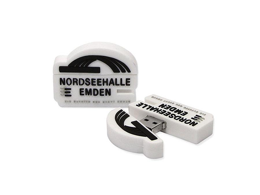 Nordseehalle Emden Logo USB-Stick