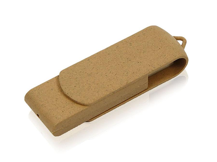 Ökologischer Werbeartikel USB-Stick