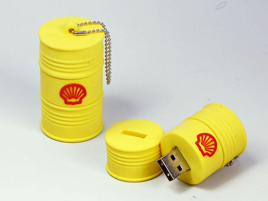 Ölfass USB-Stick für Benzin und Öl