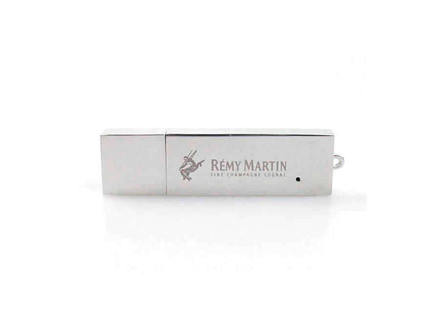 Massiver Metall USB-Stick mit Logogravur