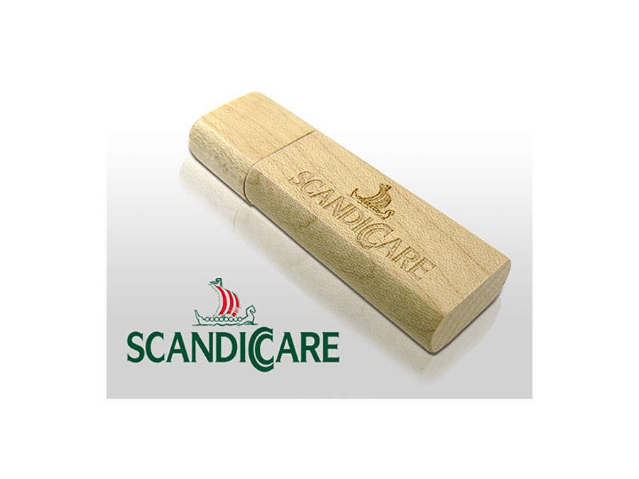USB-Stick Vosschemie ScandicCare