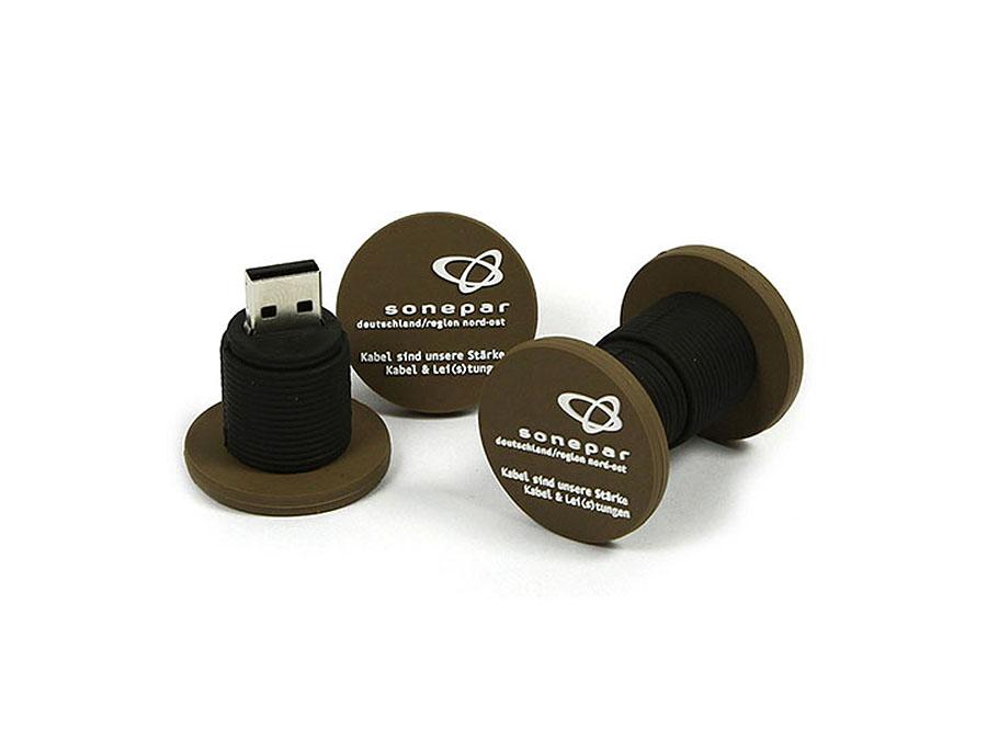 Sonepar Kabeltrommel als USB-Stick