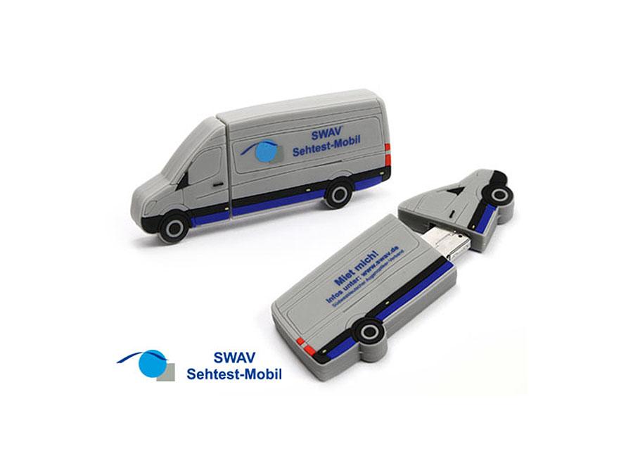 SWAV Sehtest Mobil USB-Stick Sprinter