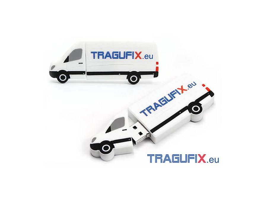 Tragufix USB-Stick als sprinter