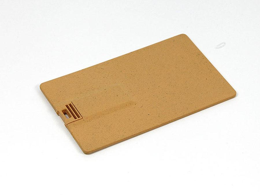 Umweltfreundliche USB-Stick Karte zu recyceln