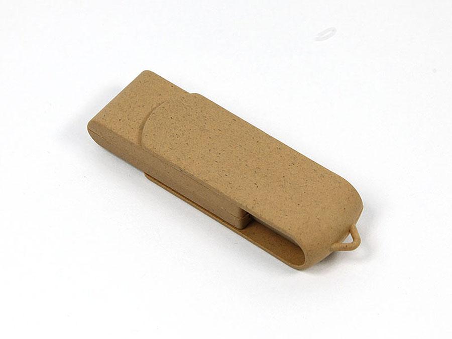 Umweltfreundlicher Werbeartikel USB-Stick