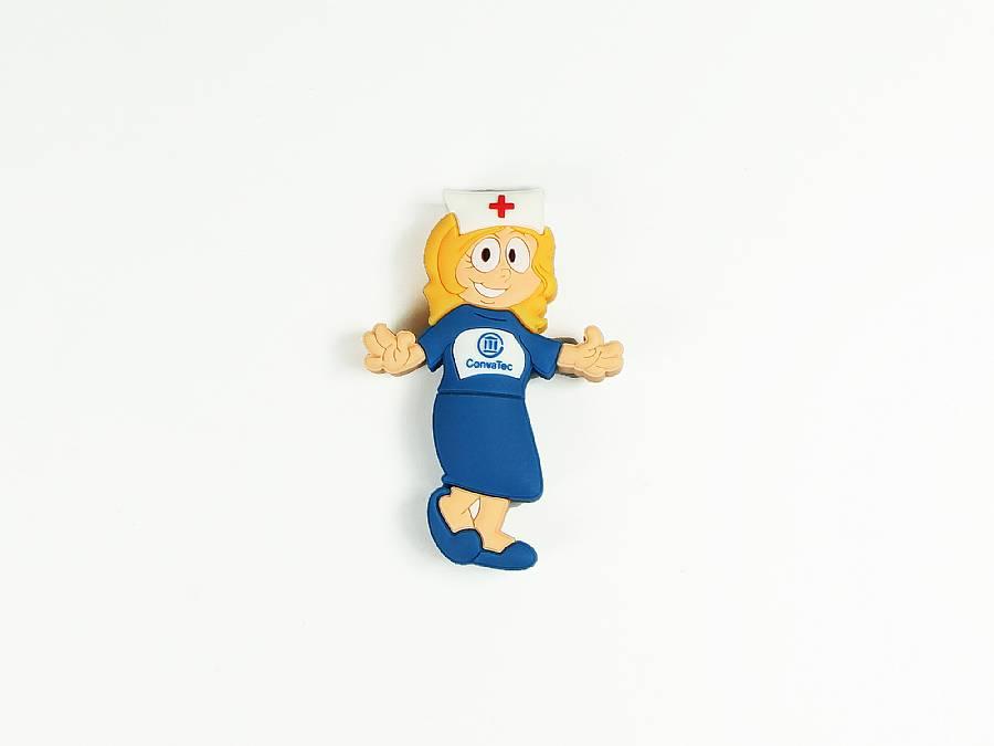 usb krankenschwester