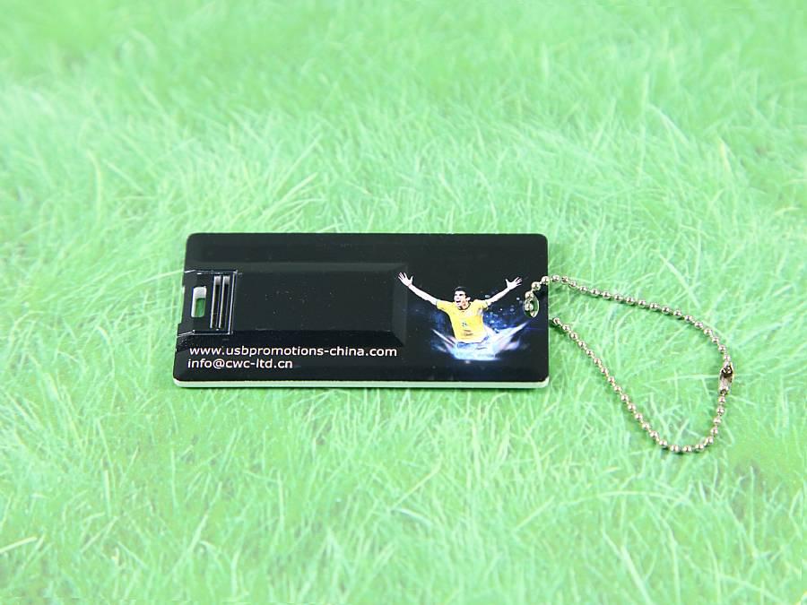 USB Minikarte mit Digital Druck Logo