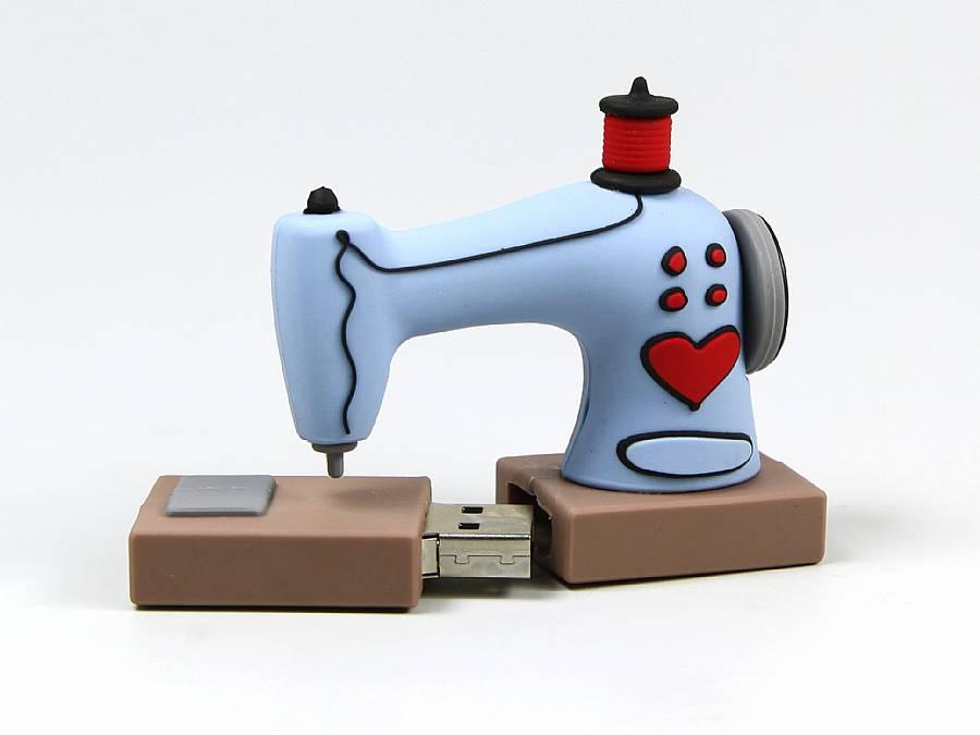 USB-Stick Nähmaschine
