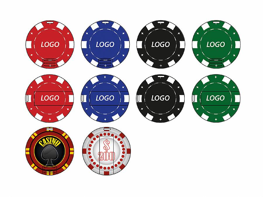 usb pokerchip