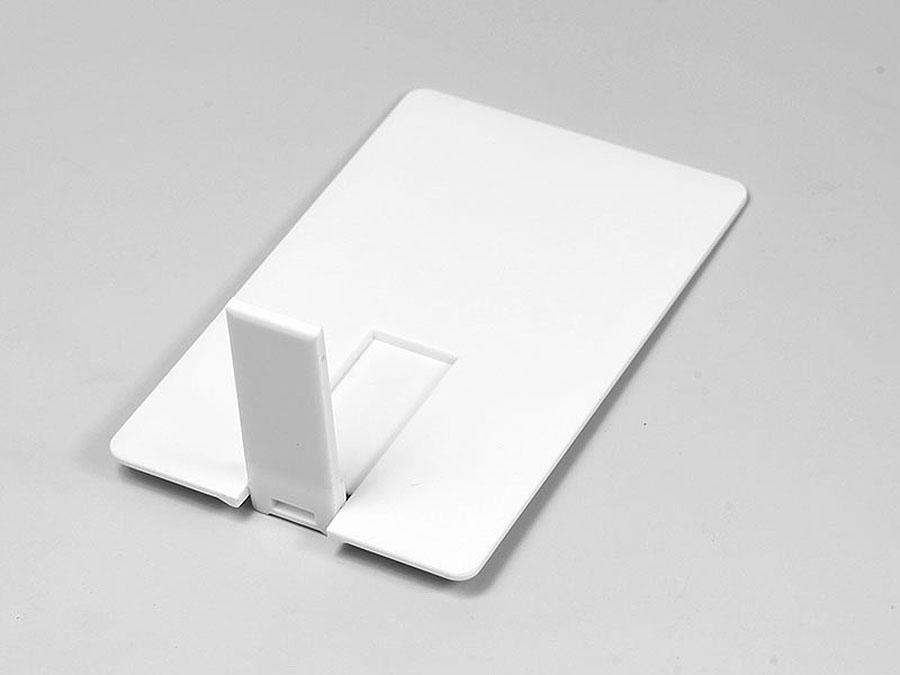 USB-Stick in der form einer Scheckkarte zum drehen