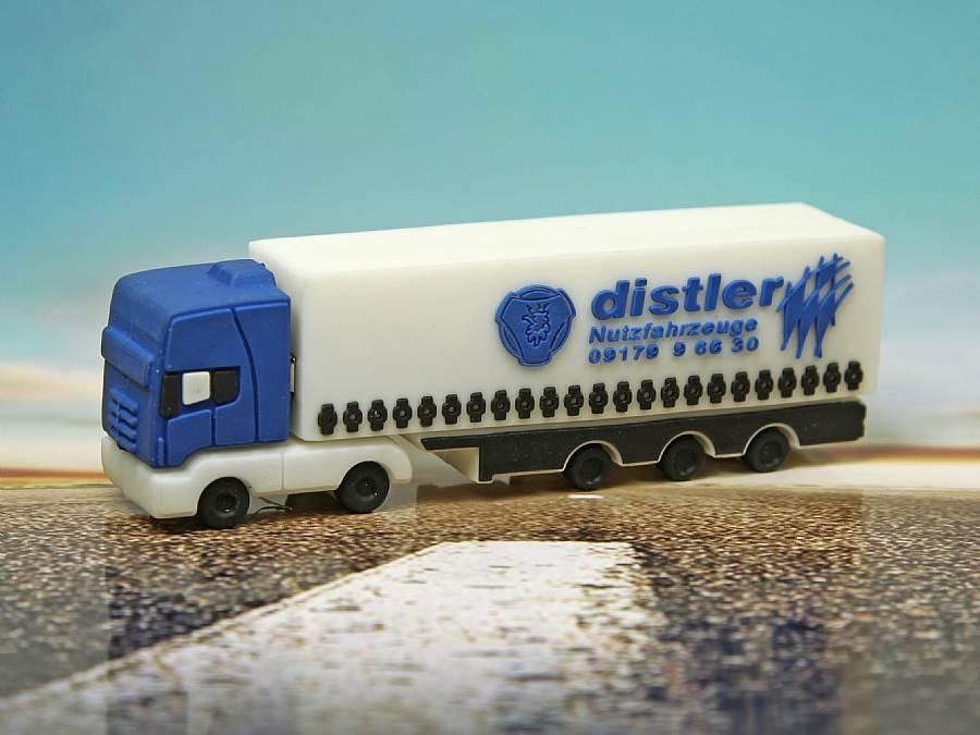 usb stick lkw lastkraftwagen verkehr logistik werbung