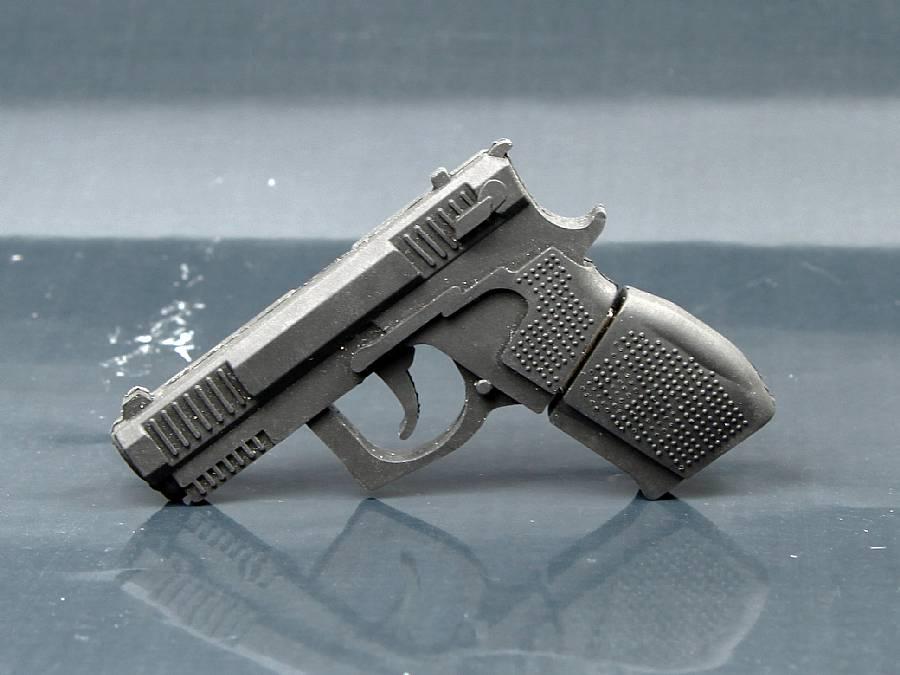 usb stick pistole waffe
