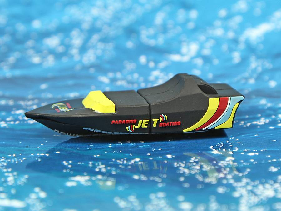 usb stick schiff speedboot fun urlaub meer