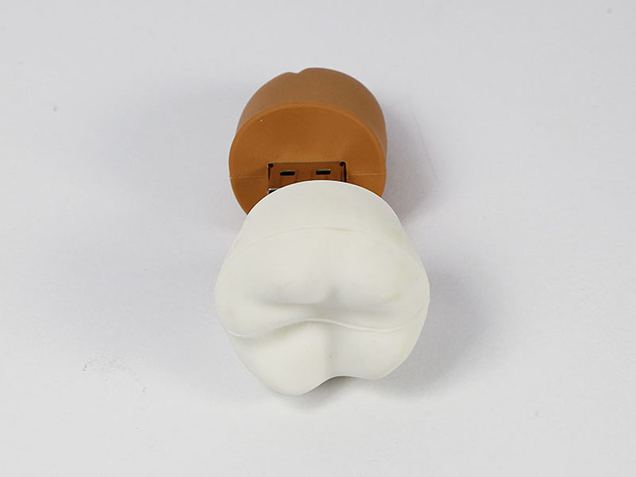 USB-Stick Werbeartikel für Zahnarzt mit Logo